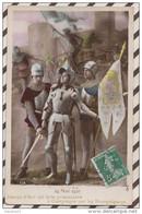 5AH369 24 MAI 1430  JEANNE D'ARC EST FAITE PRISONNIERE A COMPIEGNE PAR LES BOURGUIGNONS 2  SCANS - Historical Famous People