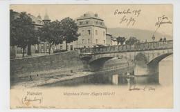 LUXEMBOURG - VIANDEN - Wohnhaus Victor Hugo's 1870-71 - Vianden