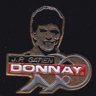 71368- Pin's -J.P Gatien.Tennis De Table.Donnay. - Tennis Tavolo