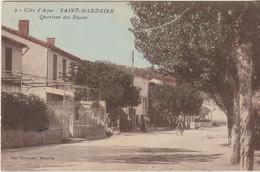 SAINT - MANDRIER  - Quartier Des Russes - Saint-Mandrier-sur-Mer