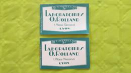 Lot N° TH 548 FRANCE N° 189 C 2 Neufs Xx Lot De 2 Carnets Laboratoire Rolland Cote 800 € - Sammlungen (im Alben)