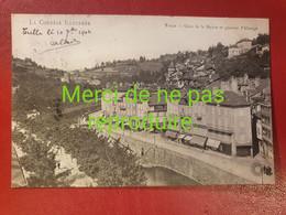 19 002 TULLE Quai De La Mairie Et Quartier Alverge - Tulle