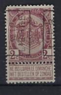 RIJKSWAPEN Nr. 55   Voorafgestempeld Nr. 1792 A   LIER  1912  LIERRE  ; Staat Zie Scan ! Inzet Aan 15 € ! - Roller Precancels 1910-19