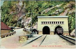 Iselle. Entrata Del Tunnel Del Sempione. - Andere Steden