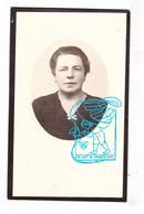 DP Foto - Eveline Victorine Bosman ° Lebbeke 1883 † Sint-Gillis-bij-Dendermonde 1943 X Ludovicus De Potter - Santini