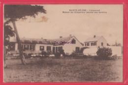 AFRIQUE---SAINTE-HELENE---Ile--Longwood--Maison De L'Empereur Sauvé Des Termites - St. Helena