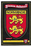 Auto-collant: Blason Adhésif Normandie, Villes Et Provinces De France - Other