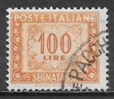 Italy 1952. Scott #J77 (U) Numeral Of Value - Strafport