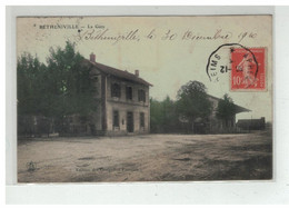 51 BETHENEVILLE LA GARE EDITION COMPTOIRS FRANCAIS - Other Municipalities