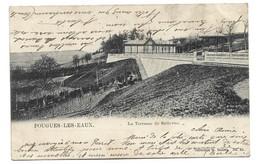 58 Pougues Les Eaux. Terrasses De Bellevue Rare - Pougues Les Eaux