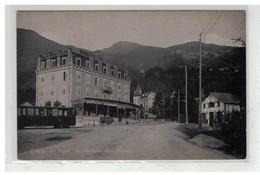 74 SAINT GERVAIS LES BAINS #13166 LE FAYET TRAMWAY N° 9751 HOTEL TERMINUS - Saint-Gervais-les-Bains