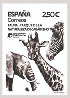 España. Spain. 2021. Fauna. Parque De La Naturaleza De Cabárceno - 2011-... Nuevos & Fijasellos