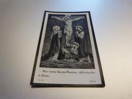Souvenir Décès Jules Decroës Ballieu Reynens Braine-le-Comte 1854 Petit-Roelx 1918 - Obituary Notices
