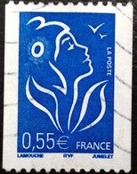 TIMBRES   DE    FRANCE   N° 3807         OBLITÉRÉS  ( LOT:5549 ) - 2004-08 Marianna Di Lamouche