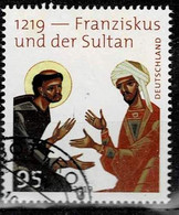 Bund 2019,Michel# 3498 O - Used Stamps