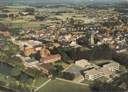 D-33428 Harsewinkel - Westfalen - Luftbild Mit Kirche - Aerial View - Nice Stamp - Harsewinkel