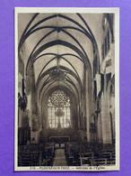 29    CPA  De PLOUNÉOUR-TREZ  Intérieur De L'Eglise      Très Bon état - Otros Municipios