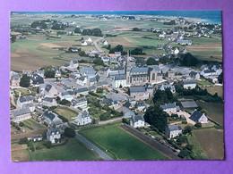 29    CPSM De PLOUNÉOUR-TREZ   Le Centre Du Bourg         Très Bon état - Otros Municipios