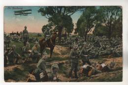 4619, WK I, Feldpost - Guerre 1914-18