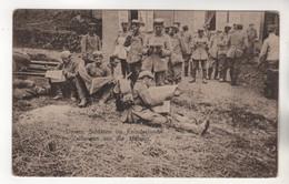 +3425, WK I, Feldpost - Guerre 1914-18