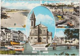 Finistère : AUDIERNE :  Vues  Année 60 - Audierne