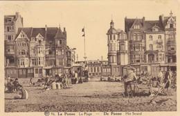 De Panne, La Panne, Het Strand (pk82204) - De Panne