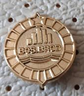 Bosanski Brod Coat Of Arms, Blason Bosnia Ex Yugoslavia Pins - Città