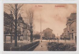 Sankt Pölten  1907   -----------  Bahnhof-Platz - St. Pölten