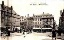 RODEZ - Place De La Cité - Rodez
