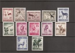 Afrique Du Sud-Ouest (   ( 237/248 XXX -MNH) - Africa Del Sud-Ovest (1923-1990)