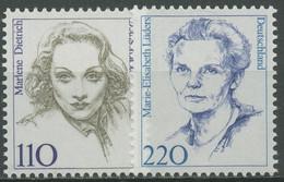 Bund 1997 Deutsche Frauen Marlene Dietrich 1939/40 Postfrisch - Nuovi