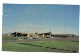 Vintage Postcard, Advertising Postcard,  Apache Wells Mobile City Vintage Cars. Read Description BB - Mesa