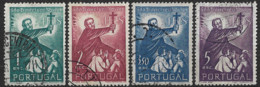 Portugal – 1952 St. Francis Xavier Complete Used Set - Used Stamps