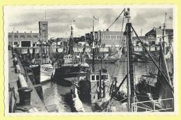 2993 - BELGIE - BELGIUM - ZEEBRUGGE - DE HAVEN EN VISMIJN - Zeebrugge