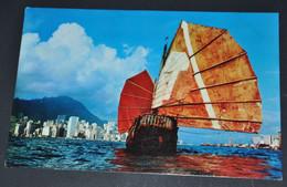 May You Have A Pleasant  Journey, Hong Kong - Cina (Hong Kong)