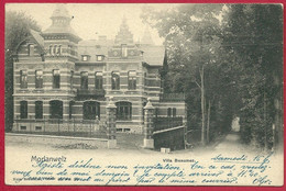 C.P.  Morlanwelz Hayettes = Villa  BEAUMEZ - Morlanwelz