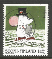 FINLAND. 1998. 1st CLASS USED HELSINKI POSTMARK - Usados