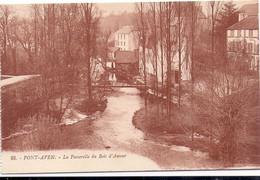 PONT AVEN La Passerelle Du Bois D'Amour N°-65 Edition Artaud Nantes - Pont Aven