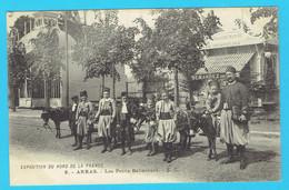 CPA ARRAS Les Petits Balladeurs - Anes - 62 Pas De Calais - Arras