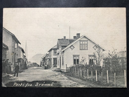 "SWEDEN, SVERIGE,………"" Parti Fra Bronno "" … …….1900/1910? - Svezia"