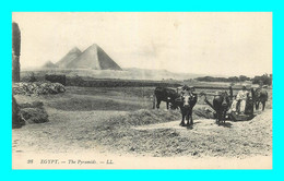A940 / 781 Egypte The Pyramids - Sin Clasificación