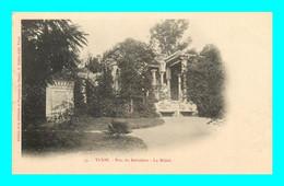 A940 / 795 Tunisie TUNIS Parc Du Belvedere La Midah - Tunisia