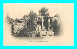 A940 / 819 Tunisie TUNIS Ruine De La Mida - Tunisia