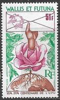 Wallis & Futuna  1974  Sc#C54  51fr  UPU Airmail  MNH  2016 Scott Value $8 - Unused Stamps