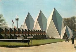 CPSM Bruxelles-Exposition-Pavillon De La Grande Bretagne-Beau Timbre   L703 - Mostre Universali