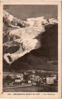 5MZ 87. CHAMONIX MONT BLANC - LES BOSSONS - Chamonix-Mont-Blanc