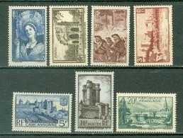 France   388/394  * *   TB - Unused Stamps