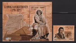 Vietnam (2020) - Set + Block - / Music - Beethoven - Musik