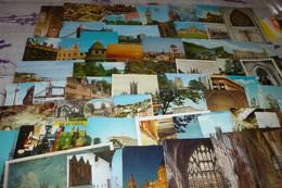 LOT DE 195 CARTES ANGLETERRE (qq RARE ROYAUME-UNI) - 100 - 499 Karten