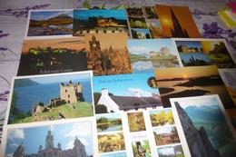 LOT DE 14 CARTES ECOSSE - 5 - 99 Postcards